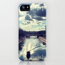 I Love Lam Tsuen River iPhone Case