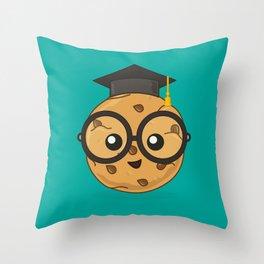 Smart Cookie Throw Pillow