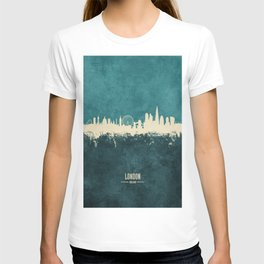 London England Skyline T-shirt