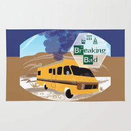 Breaking Bad Lab Rug
