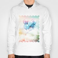 fly Hoodies featuring Fly by DagmarMarina