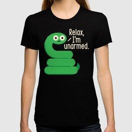 Fangs For Understanding T-shirt