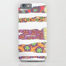 Painting Patterns Slim Case iPhone 6s
