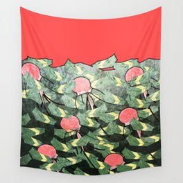 PRIM8: Sea Pollution Wall Tapestry
