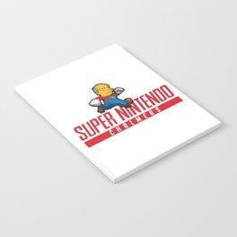 Super Nintendo Chalmers Notebook