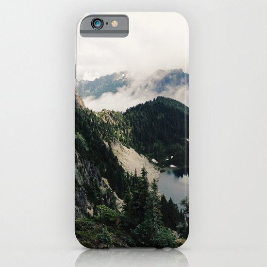 Eunice Lake iPhone & iPod Case