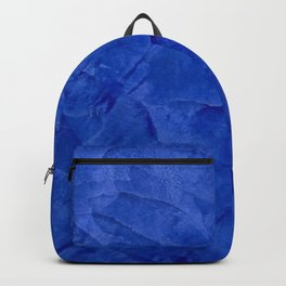 Pretty Blue Cases - Ombre - Stucco - Pillow - Classic Blue - Shower Curtains Backpack