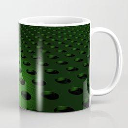 Circular speaker grille Coffee Mug