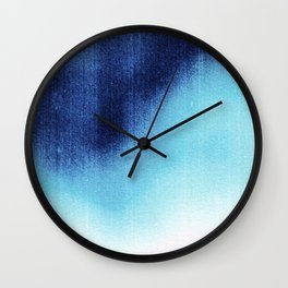 BLUR / frost Wall Clock