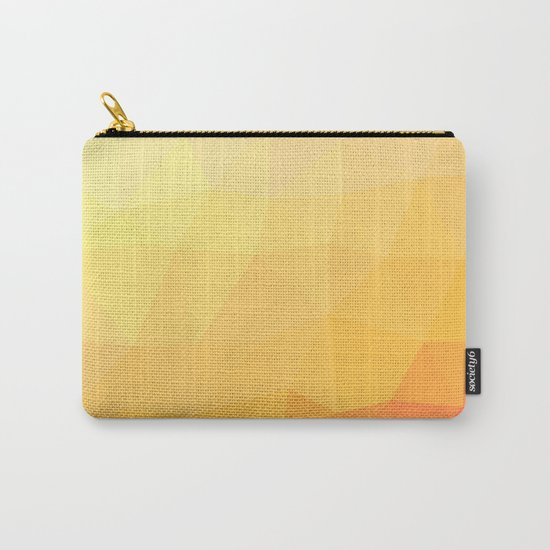 GEOMETRIC IV Carry-All Pouch