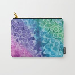 Dotted Aurora Carry-All Pouch