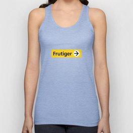 Frutiger arrow | W&L007 Unisex Tank Top