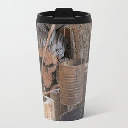 The Camp Fire Travel Mug