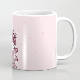 Pink Angel Coffee Mug