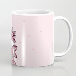 Pink Angel Coffee Mug