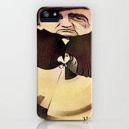Tony Hancock iPhone Case