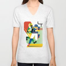 Big Game Unisex V-Neck