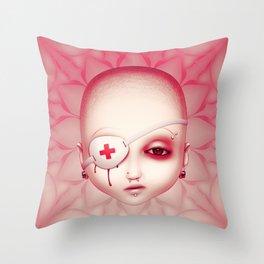 Misfits - Sam Throw Pillow