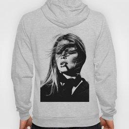 Iconic Bardot Hoody
