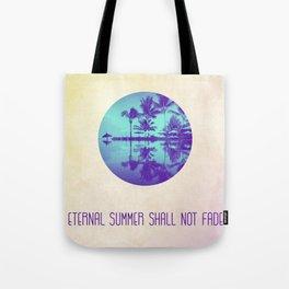 Eternal Summer -Paper- Tote Bag