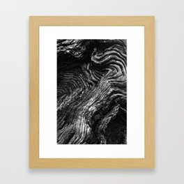Through the Ages Framed Art Print
