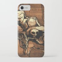 denmark iPhone & iPod Cases featuring Hamlet Prince of Denmark by Immortal Longings