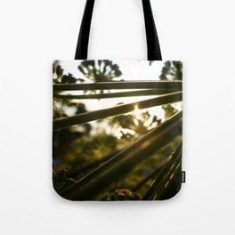 Poison Hemlock 3 Tote Bag