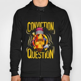 Conviction   Question - Stanford (iso) Hoody