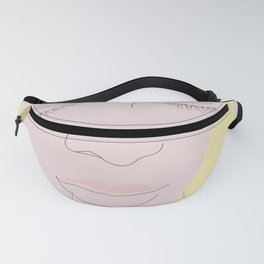 Yellows tones Fanny Pack