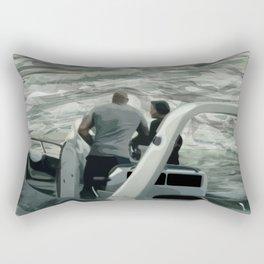 San Andreas Tsunami Rectangular Pillow