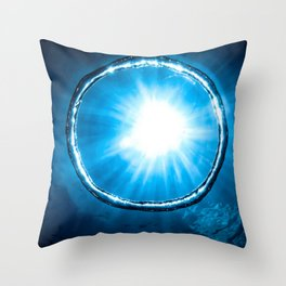 Bubble Bliss Throw Pillow