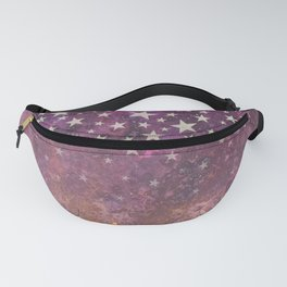 foxes under the stars Fanny Pack