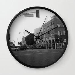 Venice Corner Wall Clock