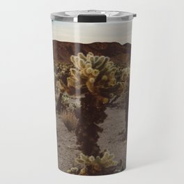 Cholla Cactus Garden XII Travel Mug