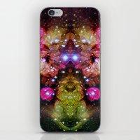 interstellar iPhone & iPod Skins featuring Interstellar by Mark Kriegh