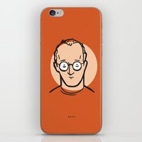 keith haring iPhone & iPod Skins featuring Keith Haring by Michael Constantine