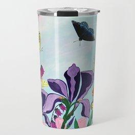 Garden of Heavenly Delight Travel Mug