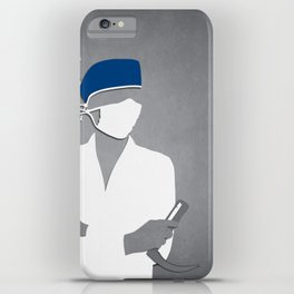 Anesthesiology iPhone Case