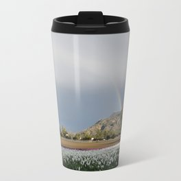 Rainbow South Mountain, Santa Paula California Travel Mug