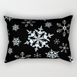 Snowin' Bones Rectangular Pillow