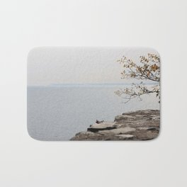 Along the North Shore Bath Mat