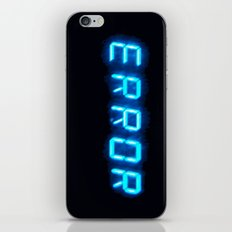 ERRORTRUTH iPhone & iPod Skin