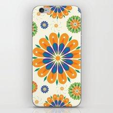 Flowersparkle iPhone & iPod Skin