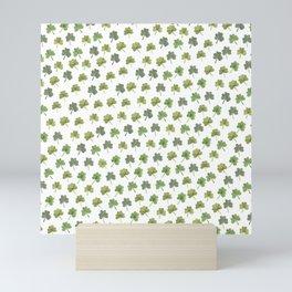 Four Leaf Clover Finder Mini Art Print