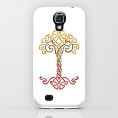 Woven Tree of Life Galaxy S4 Slim Case