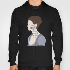 Claire Fraser Quote Hoody