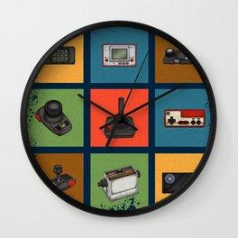 Gaming Generations 3 Wall Clock
