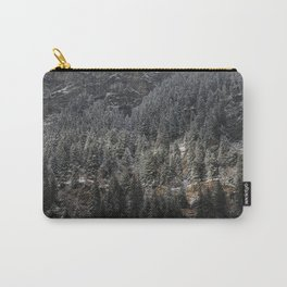 Powdered Mountain Carry-All Pouch