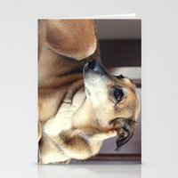 copper Stationery Cards featuring Copper by Irène Sneddon