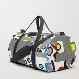 The mosiac Duffle Bag